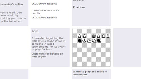BBC Chess Club